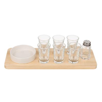 Set de servire Tequila - 9 piese [1]