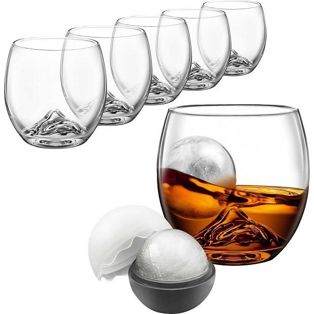 Set decantor Whisky On the Rocks [1]