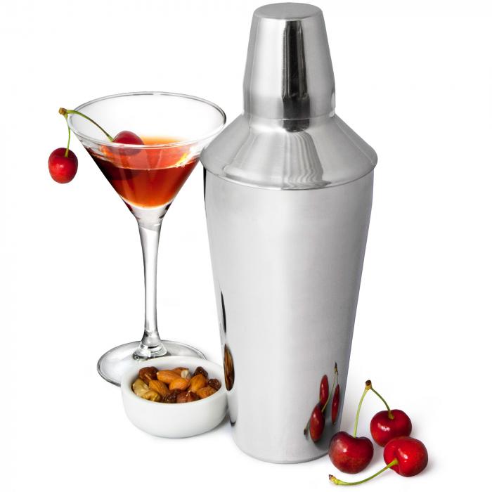 Cocktail Shaker Manhattan inox 750 ml 0