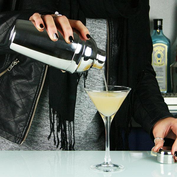 Cocktail Shaker inox 500ml 3