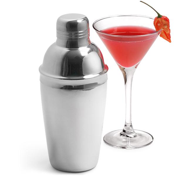 Cocktail Shaker inox 500ml 2