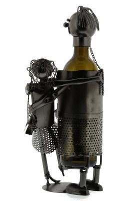 Suport sticle vin Cuplu fericit 2