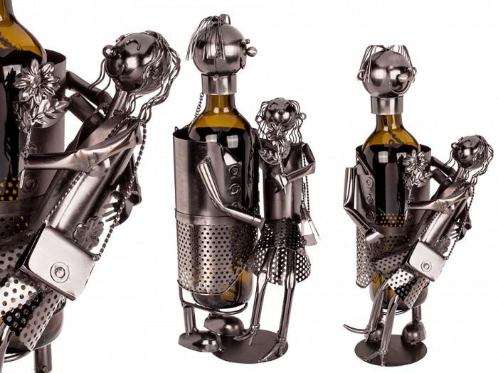 Suport sticle vin Cuplu fericit 0