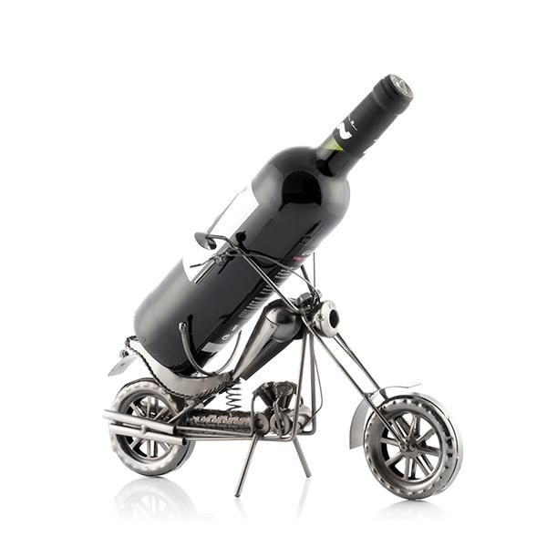 suport sticla vin motocicleta Chopper 2
