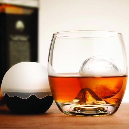 Pahar whisky The Rock + Ice ball