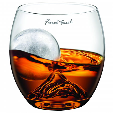 Pahar whisky The Rock + Ice ball1
