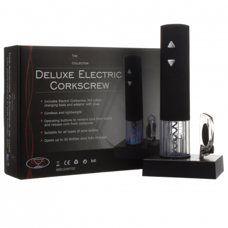 Set Tirbuson electric - Vinology Deluxe3
