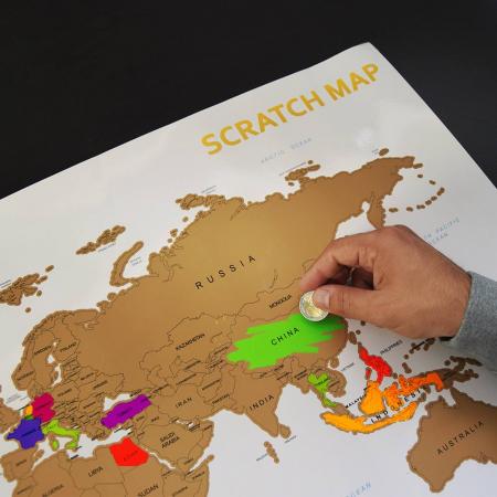 Harta razuibila - Am trecut pe aici!1