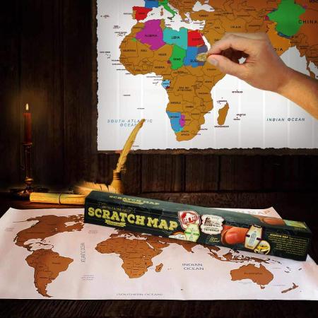 Harta razuibila - Am trecut pe aici!0