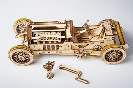 Puzzle mecanic Masina U-9 Grand Prix5