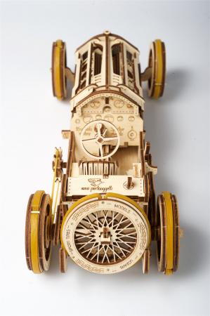 Puzzle mecanic Masina U-9 Grand Prix1
