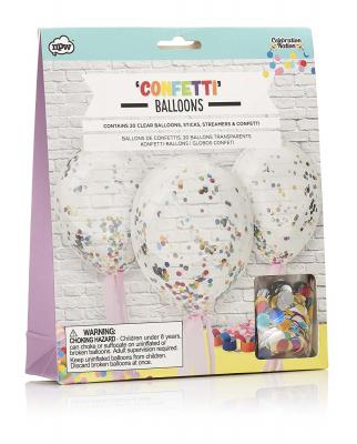 Baloane cu confetti0