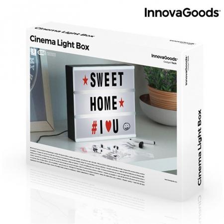 Caseta cu mesaj LED3