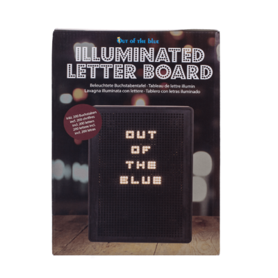 Caseta mesaje luminoase LED [6]