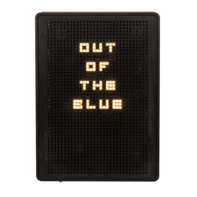 Caseta mesaje luminoase LED [1]