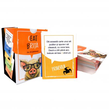 Ceat Brita, joc de carti pentru petreceri [6]