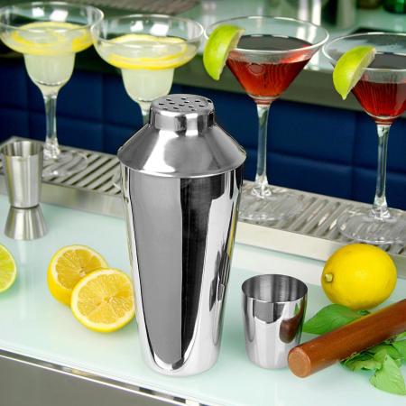 Cocktail Shaker Manhattan inox 750 ml2