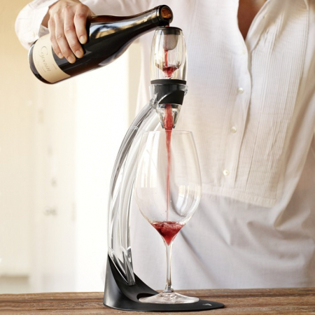 Decantor de vin Deluxe0