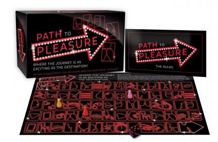 Joc de cuplu Path to Pleasure0