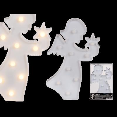 Decoratiune cu LED Ingeras3