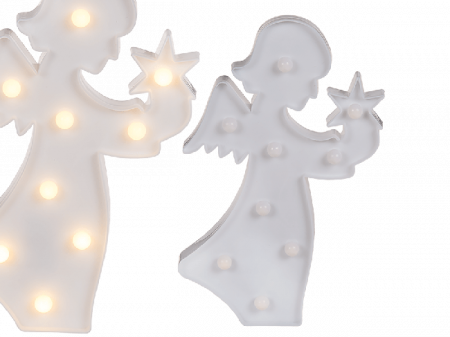 Decoratiune cu LED Ingeras1