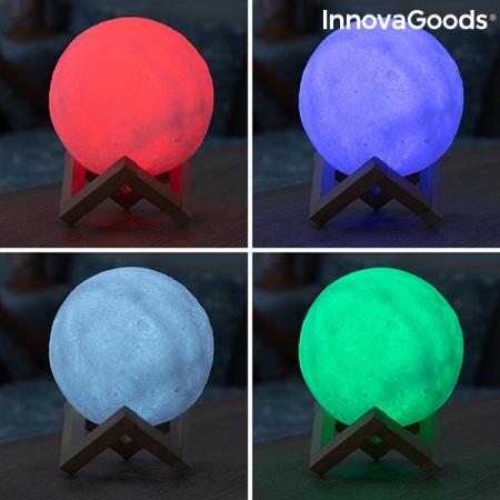 Lampa Led tip Luna [5]