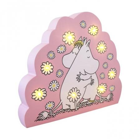Lampa perete norisor - Mommins roz2
