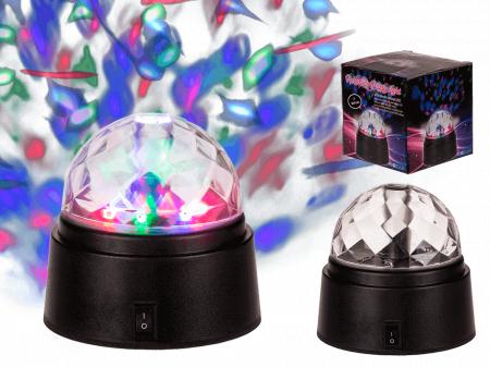 Lampa rotativa led3