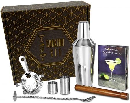 Set Cocktail Manhattan 7 piese0