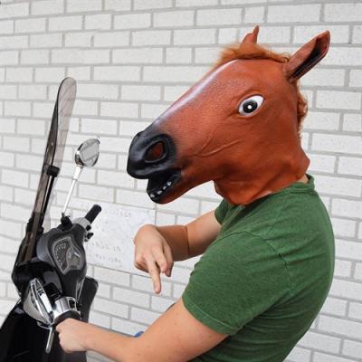 Masca Face Horse0