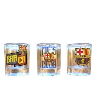 Pahare shot FC Barcelona1