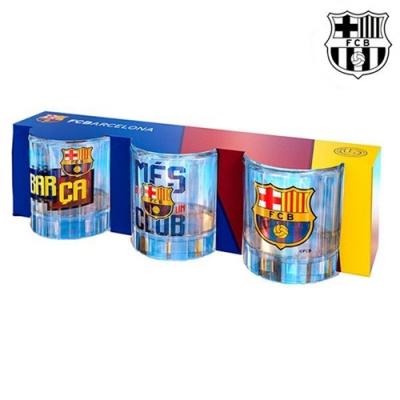 Pahare shot FC Barcelona0