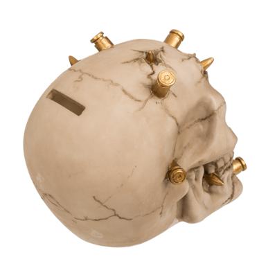Pusculita Craniu cu gloante [2]