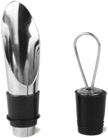 Set de accesorii pentru vin - The Wine Connoisseur's6