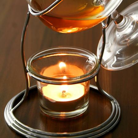 Suport incalzitor cu pahar Cognac [4]