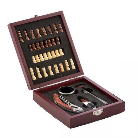 Set de sah + accesorii vin2