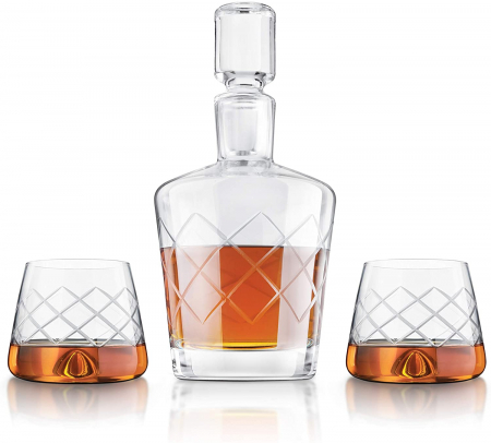 Set decantor Whisky Durashield [0]