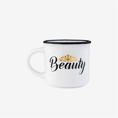 Set espresso Beauty & Beast