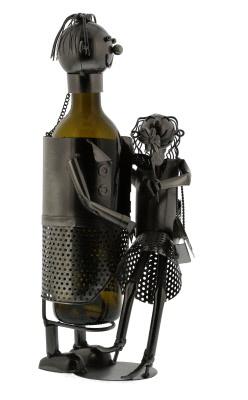 Suport sticle vin Cuplu fericit1