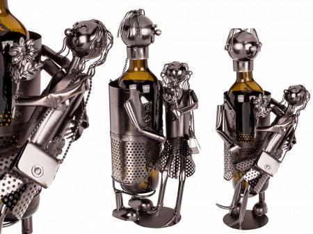 Suport sticle vin Cuplu fericit0