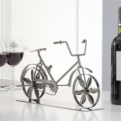 Suport sticle vin Bicicleta1