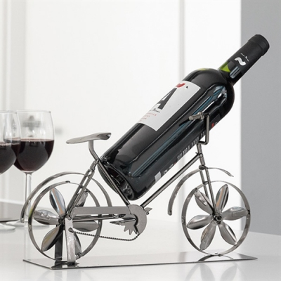 Suport sticle vin Bicicleta0