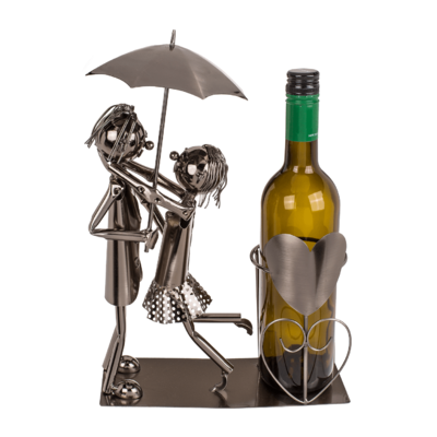 suport sticle vin Love [2]
