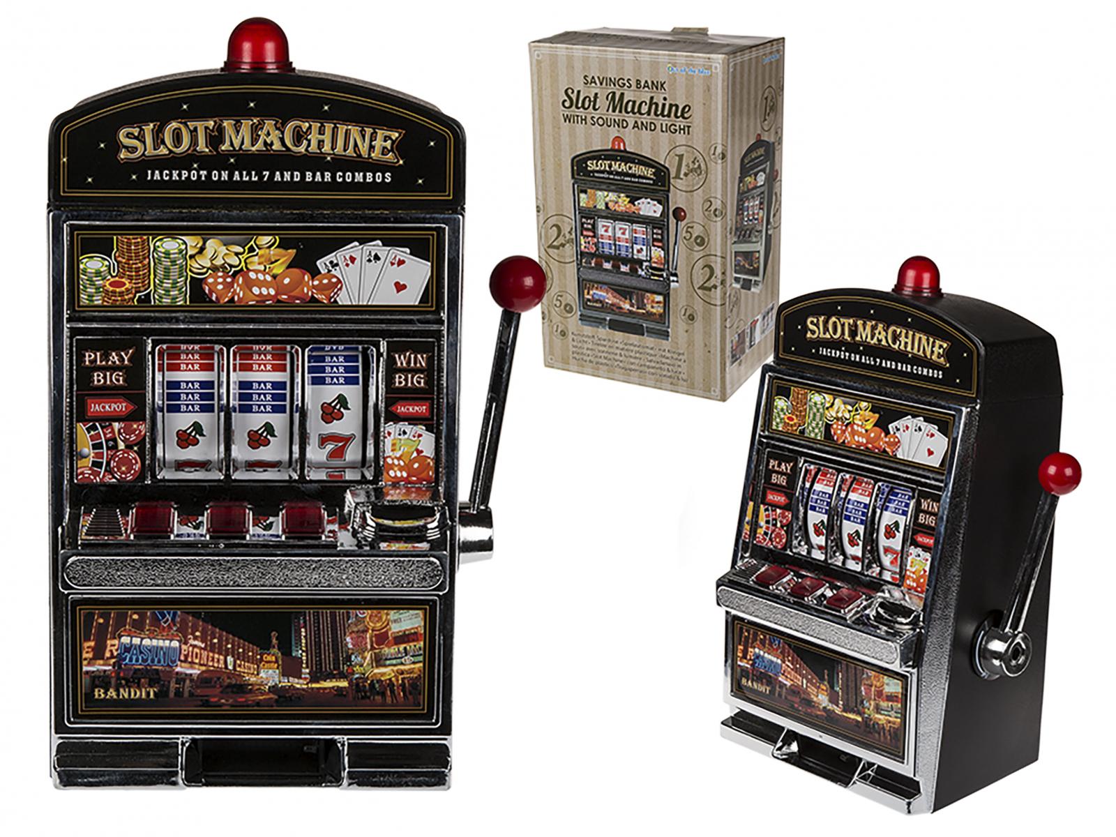Slots Spielautomaten
