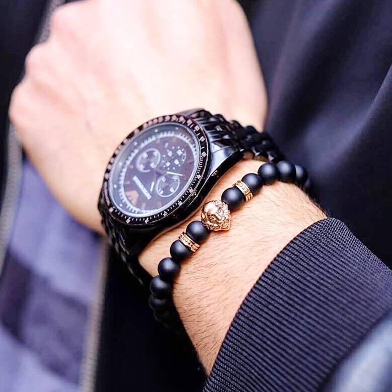 Cadouri pentru barbati - Descopera 7 motive pentru a purta bratari negre