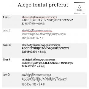 Colier personalizat gravura text - Banut argint 925 placat aur 24K [4]