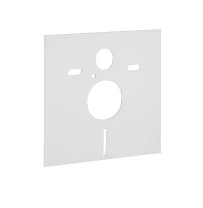 ALL IN ONE Incastrat - Geberit + Cersanit Delphi - Cu dus Igienic - Gata de montaj - Vas wc Suspendat Cersanit Delphi + Capac softclose + Rezervor Geberit 8