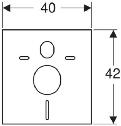 ALL IN ONE Incastrat - Geberit + Paffoni + Connect - Cu functie bideu - Gata de montaj - Vas wc Ideal Standard Connect cu functie bideu + Capac softclose + Rezervor Geberit + Baterie incastrata bideu  8