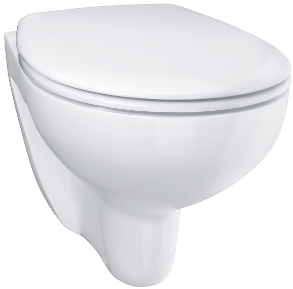 ALL IN ONE Incastrat - Grohe 4 in 1 - Rezervor Grohe, Clapeta, Vas WC si Capac WC softclose 1