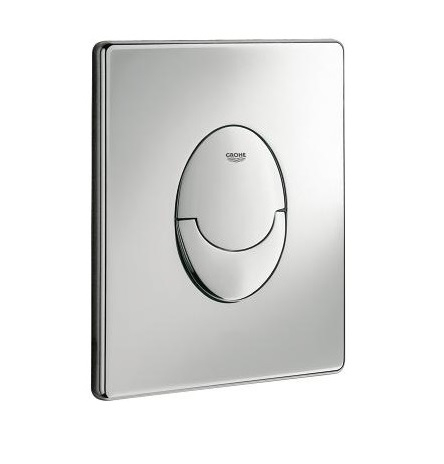 ALL IN ONE Incastrat - Grohe + Cersanit Delphi - Cu dus Igienic - Gata de montaj - Vas wc Suspendat Cersanit Delphi + Capac softclose + Rezervor Grohe 6